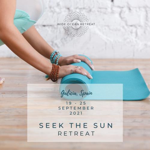 yoga retreat Spain